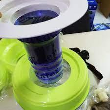 Lõi than lọc 5 tầng bình lọc nước FReshet - Cục sứ lọc nước Hàn Quốc dành  cho bình lọc nước 16 lít, 20 lít , 24 lít và b