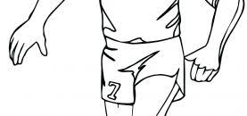 Soccer Coloring Pages For Childrens Printable Free Soccer Color