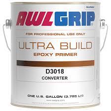 Awlgrip Ultra Build D3018 Converter
