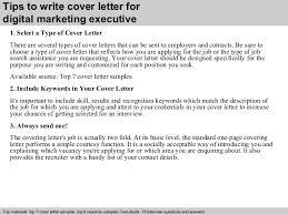 Cover Letter Digital Marketing Magdalene Project Org