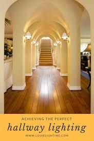 home lighting tips. Hallway Lighting Tips Home