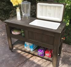 patio cooler outdoor patio cooler patio patio cooler cart for outdoor party tools ideas home