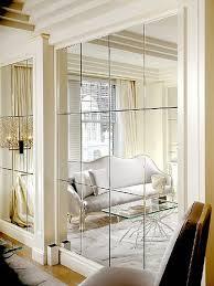 Valuable Design Ideas Mirrored Walls Best 25 Mirror On Pinterest Wall  Mirrors
