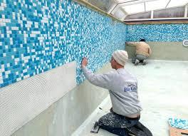 swimming pool tiles design step tile designs mosaic waterline ideas waterline pool tile