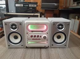 Dàn mini Victor CA-UXQ10-W nhật bãi nguyên rin | Loa Hi-Fi - Audiophiles