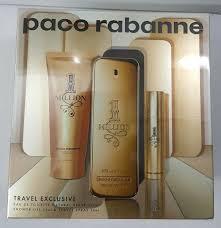 Paco Rabanne One Million EDT 100ML+ Travel Spray <b>10ML</b> + ...
