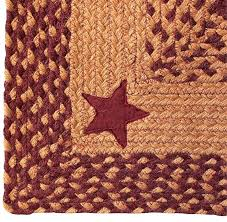 primitive country rugs incredible area star with 19