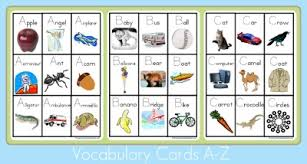 vocab cards with pictures 1 1 1 1 raising rock stars