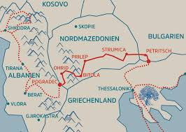Daten und hintergründe, auch zur kirchlichen situation. Nordmazedonien Und Bulgarien Erfahrung Der Welt