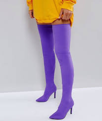 Asos Design Kassidy Heeled Thigh High Boots 28 Gorgeous Pairs Of Thigh High Boots Youll Want Asap