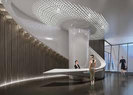 Interior Design Schools In Miami Cool Zaha Hadid's Interiors For One Thousand Museum In Miami