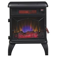 duraflame dfi 550 0 mason freestanding electric infrared heater fireplace stove