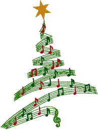 Image result for christmas Concert band clip art