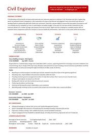 Engineering Resume Templates Extraordinary Resume Templates For Civil Engineers Piccivilengineeringcv60 60