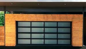 door glass garage doors s for ontario frosted repair cost panel modern glass garage doors