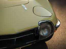 1967 Toyota 2000GT   The Coolector
