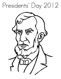 600x776 abe lincoln figure on presidents day coloring page