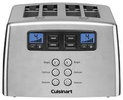 kenmore long slot toaster. cuisinart - touch to toast 4-slice wide-slot toaster stainless-steel kenmore long slot c