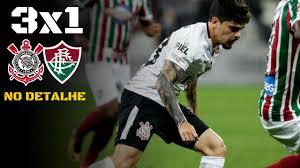 Fágner (Corinthians) vs Fluminense | Campeonato Brasileiro 2017 | 35ª  Rodada