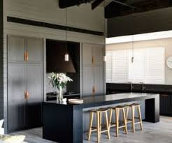Exellent Modern Gray Kitchen Cabinets Beat Monotony With Style R Models Ideas