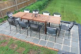 top installing paver patio do yourself j70s in nice home decorating ideas with installing paver patio