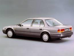 HONDA Accord 4 Doors specs - 1989, 1990, 1991, 1992, 1993 ...