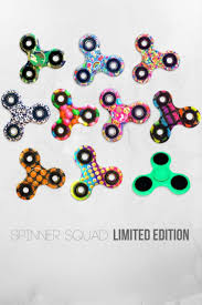Designs Of Fidget Spinners Spinner Squad Series 2 Printed 48 Designs 3 Free