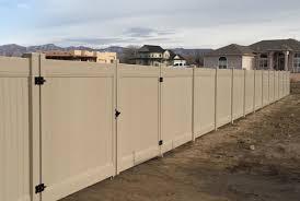 brown vinyl horse fence. Fence Residential Fencing Wonderful Tan Vinyl Brown Regarding Measurements 1176 X 792 Horse