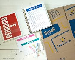 The Ultimate Moving Checklist Free Moving Printables Kit