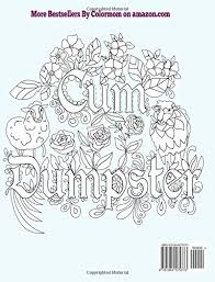 Amazoncom Sweary Coloring Book Adult Coloring Books Featuring