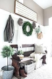 modern farmhouse design a rustic bench modern farmhouse decor ideas want for your own home modern