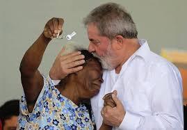 Resultado de imagem para Lula pobres