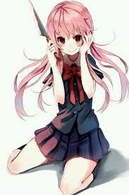 Collection Gasai Yuno Anime Girls