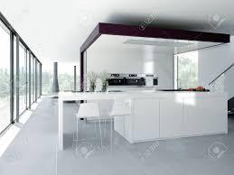 Kitchen  Engaging Modern Kitchen Interior Black And White Modern Modern Kitchen Interior