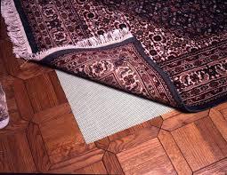 rug on rug pad rug pad carpet sticky side rug tape vs rug pad