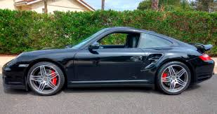 2007 Porsche 997.1 Turbo - One Take - YouTube