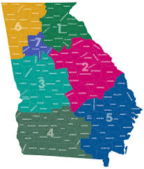 Gdot Org Chart Districts
