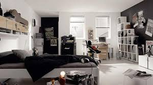 modern bedrooms for teenagers. Exellent Bedrooms Black Wall Paint And Furnishings In Black White Colors For Modern  Teenage Bedroom Decorating In Modern Bedrooms For Teenagers