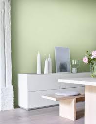 Superb Esszimmer Mit Farbe Gestalten 6 Grün Im Esszimmer Sorgt Für