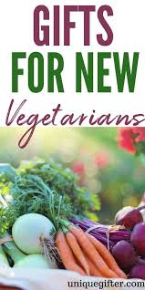 what to for a new vegetarian newly vegetarian gift ideas presents for a