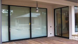 aluminium bi folding doors patio frames slide