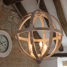 dene round wood pendant light to zoom