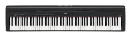 yamaha 88 key digital piano. yamaha p95 digital piano. black 88 key piano