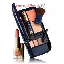 estee lauder modern chic face palette makeup kit set travel exclusive new sealed