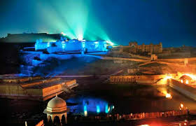 Amber Fort Light Show Tickets Night Forts In Rajasthan Oh My Rajasthan