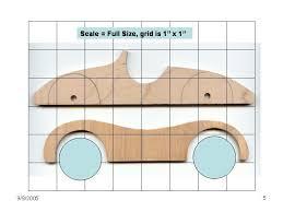 blueprints toy car