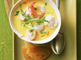 Seafood Soup with Fennel and Saffron ...