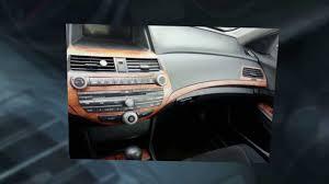 Custom Honda Dash Kits - 2008-2012 Accord Coupe - YouTube