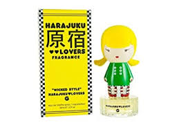 Harajuku Lovers G Wicked Style Eau De Toilette ... - Amazon.com