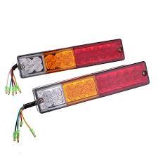 Led Boat Trailer Brake Lights Led Boat Atv Trailer Stop Rear Tail Brake Light Indicator Lamp